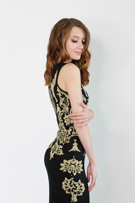 Вечернее платье Victoria