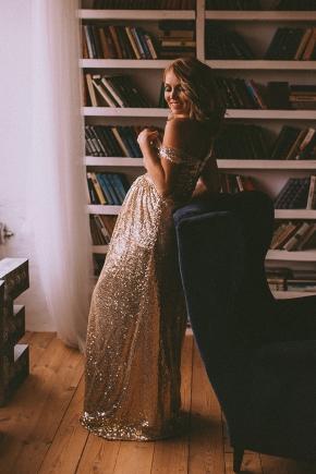 Вечернее платье Red Carpet