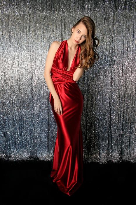 Вечернее платье-трансформер Меган