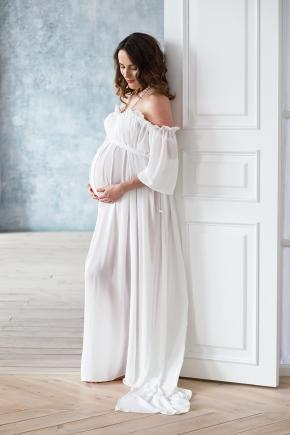 Будуарное платье Мэри