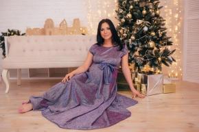 Вечернее платье Хамелеон